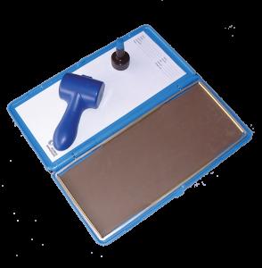 PA2922 Diaped Foot Imprinter Set