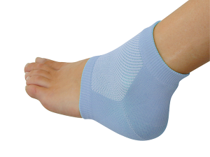 PT0378 Diaped M-Gel moisturising Vented Heel Sleeve